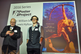 Poet Lewis Hylton & Artist William Smith IV